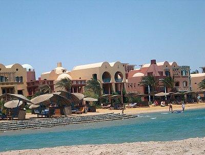 Hotel u moře