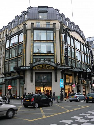 Obchodní domy