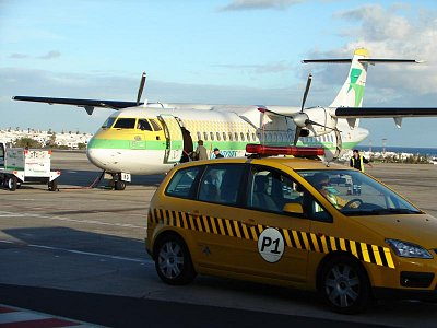 Meziostrovní doprava (nahrál: Jarda112)
