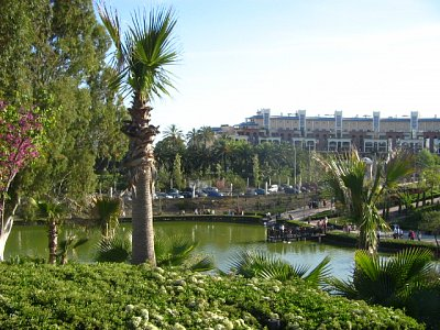 Benalmádena Holubí park (nahrál: admin2)