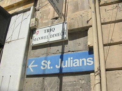 Značení ulic
