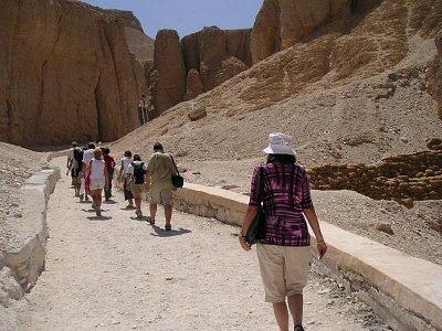 Cesta k hrobce faraona Tausert&Setnakht (nahrál: admin)