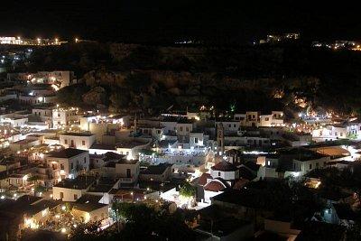 Lindos v noci - Noční Lindos (nahrál: Libor)