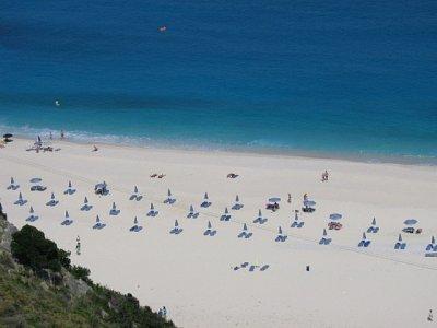 Kefalonie pláž (nahrál: Iveta)