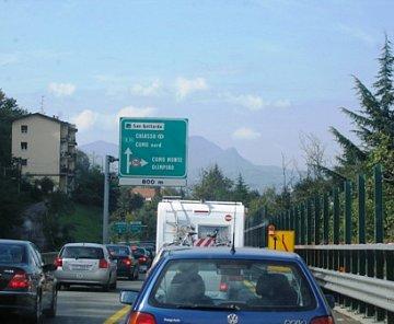 Itálie - jezero Como