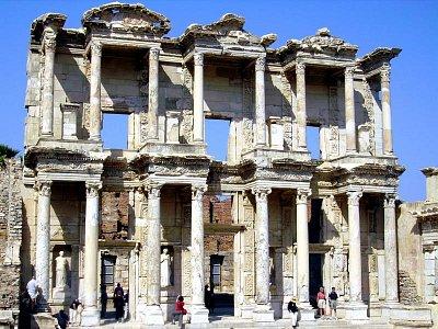 Celsus-knihovna  - Turecko září 2007 (nahrál: Jetuka)