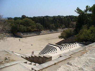 Apollonův chrám divadlo (nahrál: Martin Šrein)