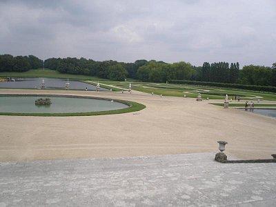 zahrada ve Versailles (nahrál: admin)