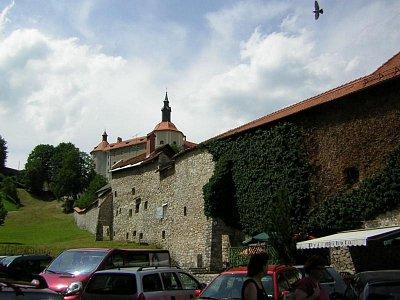 Škofja Loka - Loški grad (nahrál: admin)
