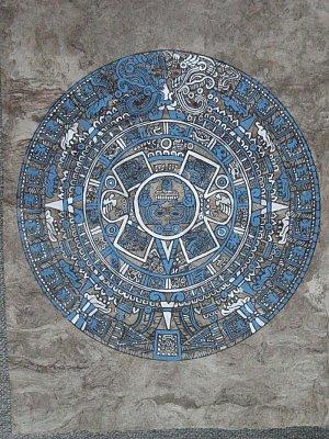 aztécký kalendář (nahrál: kukin)