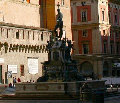 Fontana del Nettuno (nahrál: admin)