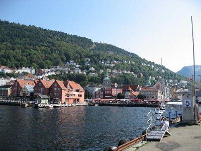 Bergen bryggen (nahrál: vacuette)