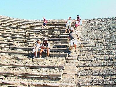 Velké divadlo v Pompejích (nahrál: kotoule)