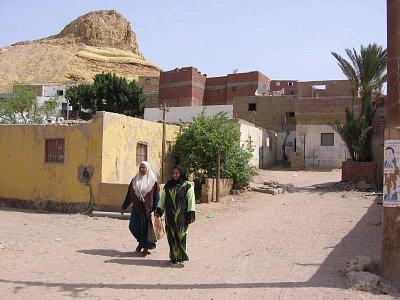 oblečení egyptských žen (nahrál: dagbul)
