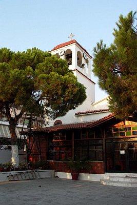 Sarti kostel (nahrál: Josef Stejskal)