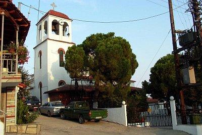 Sarti u kostela (nahrál: Josef Stejskal)