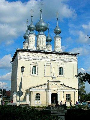 Suzdal - pohádkové město (nahrál: admin)