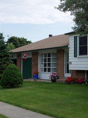 Kanadský domek (nahrál: admin)