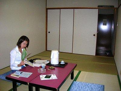 Ryokan v Kjotu (nahrál: admin)