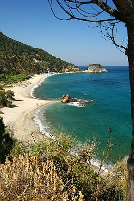 Samos - Potami bay (nahrál: Terry)