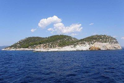 Ostrov Kelyfos-Želví ostrov (nahrál: Jan Jastrzembski)