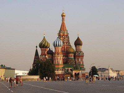 chrám Vasila Blaženého (nahrál: Kamil Hainc)