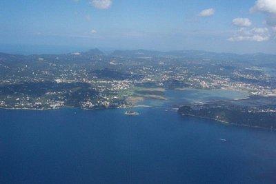 Korfu - letecká dráha (nahrál: Tylínek)