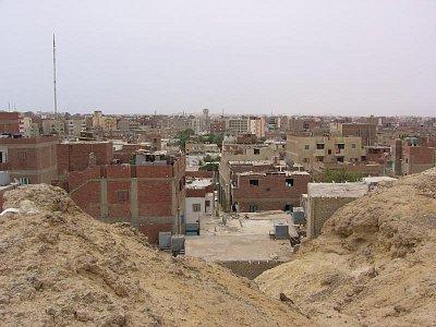 výhled na Hurghadu z Daharského kopce (nahrál: dagbul)