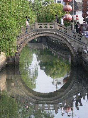 Čína - Suzhou