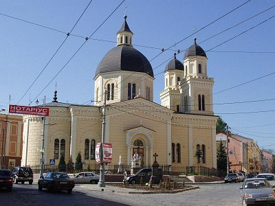 kostel sv. Parackevy (nahrál: Kamil Hainc)