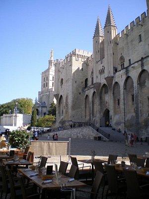 Avignon-Papežský palác  (nahrál: Vlaďka)