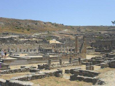 antické město (nahrál: Lucie Krásová)