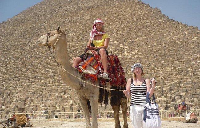 Dobrodružství v Egyptě :-)