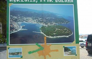 Zelena Punta - Kukljica, Ugljan