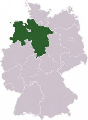Dolní Sasko - Dolní Sasko. Zdroj: Wikipedia.org (nahrál: admin)