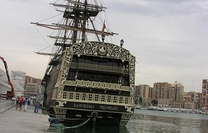 Toulky Andalusií- 6.část Malaga