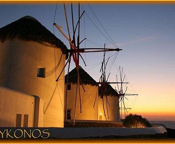 zastávka čtvrtá-Mykonos (Řecko)