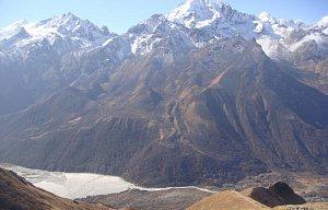 Nepál - Langtang a stř. Nepál (2010)