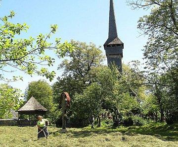 Rumunsko, sever - Maramureş a Bucovina