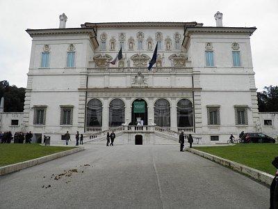 Galeria Borghese (nahrál: Luboš Ott)
