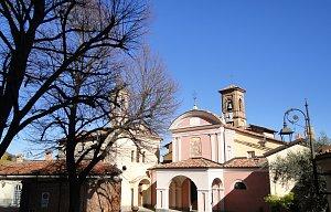 Piemont podzim 2012