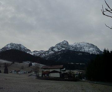 Rakousko - leden 2014