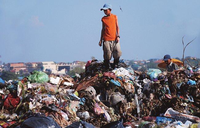 Lepší život díky odpadu