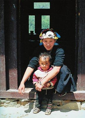 Na návštěvě u nepálských Šerpů (nahrál: Bohumil Prazský)