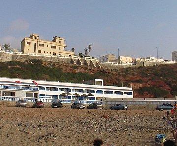 Sidi Ifni - pobřeží