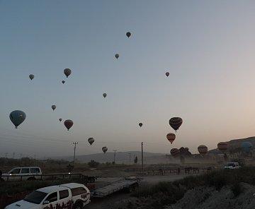 Turecko 2015 - Den třetí _ Kappadokia