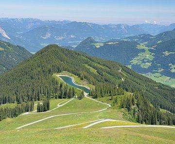 Rakouské Alpy -  Zillertal (Fügen)